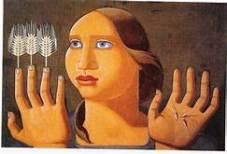 Maruja Mallo painting